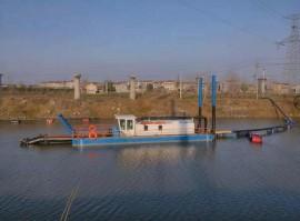 安徽河道清淤船